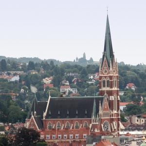Церковь Сердца Христова, 1887 - 1888 гг., Грац (Австрия)