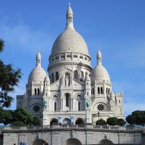 Базилика Сакре-Кёр, 1914 г., Париж (Франция)