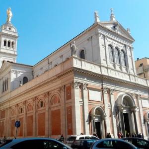 Sacro Cuore di Gesù a Castro Pretorio, 1887 г., Рим (Италия)