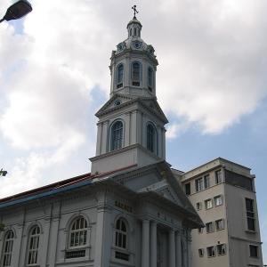 Церковь Святейшего Сердца Иисуса, 1906 - 1910 гг, Сингапур (Сингапур)